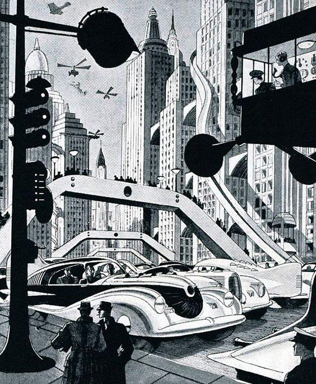 The Future According To 1932, From Modern Mechanix