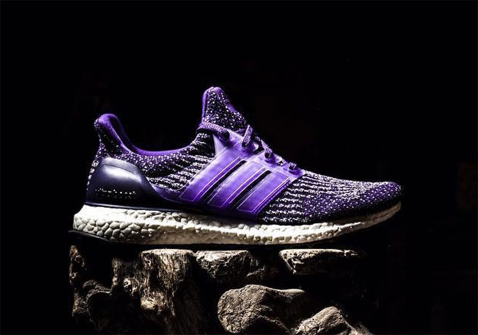 ca4fc1e7de2d2 The adidas Ultra Boost Royal Purple (Style Code  S82056) will release  Summer 2017 featuring an updated purple Primeknit and translucent three  stripes. More