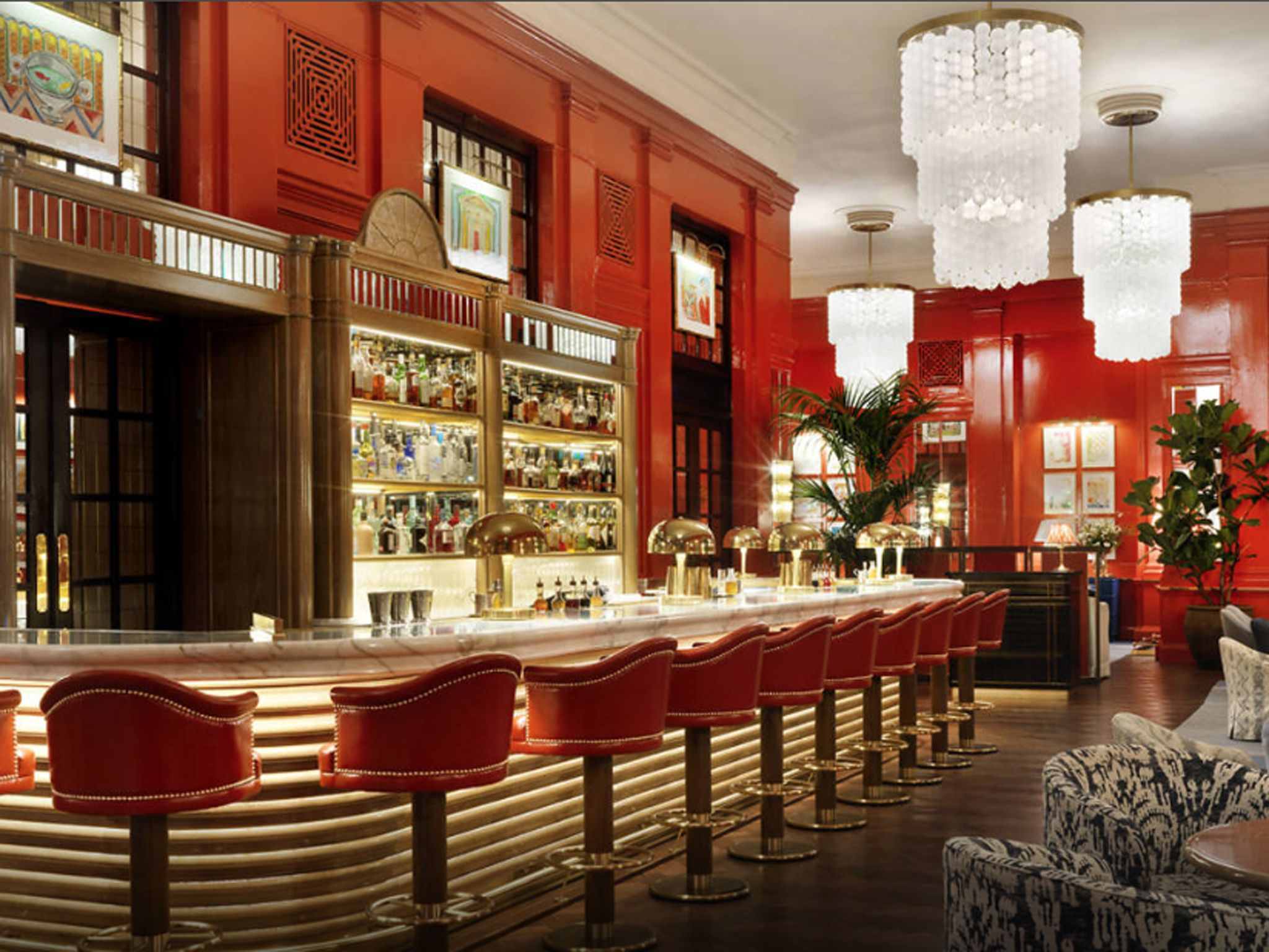 The Best London Bars To Take Mum To London Bars Coral Room Cool Bars