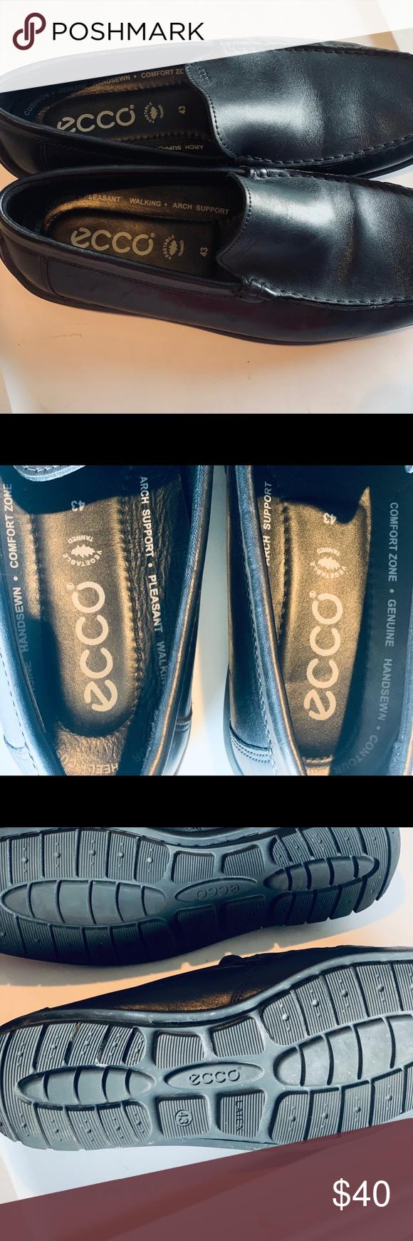 Ecco Shoes in 2020   Comfy shoes, Ecco