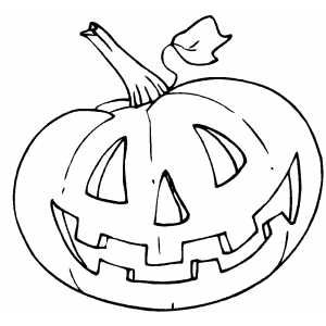 four pictures of pumpkins for halloween for you to print