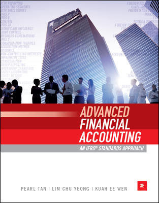 Solution Manual For Advanced Financial Accounting An Ifrs Standards Approach 3rd Edition Solution Manual For Financial Accounting Accounting Student Financial