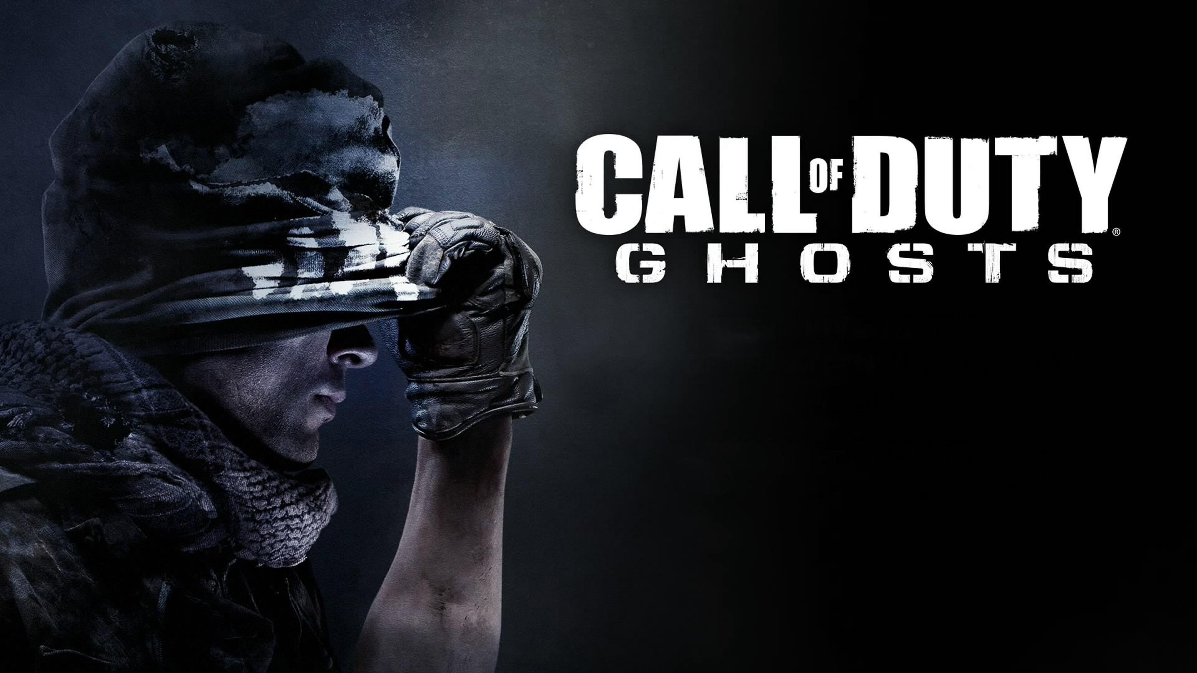 Call Of Duty Ghost 4k Wallpaper Game Call Of Duty Xbox Call Of