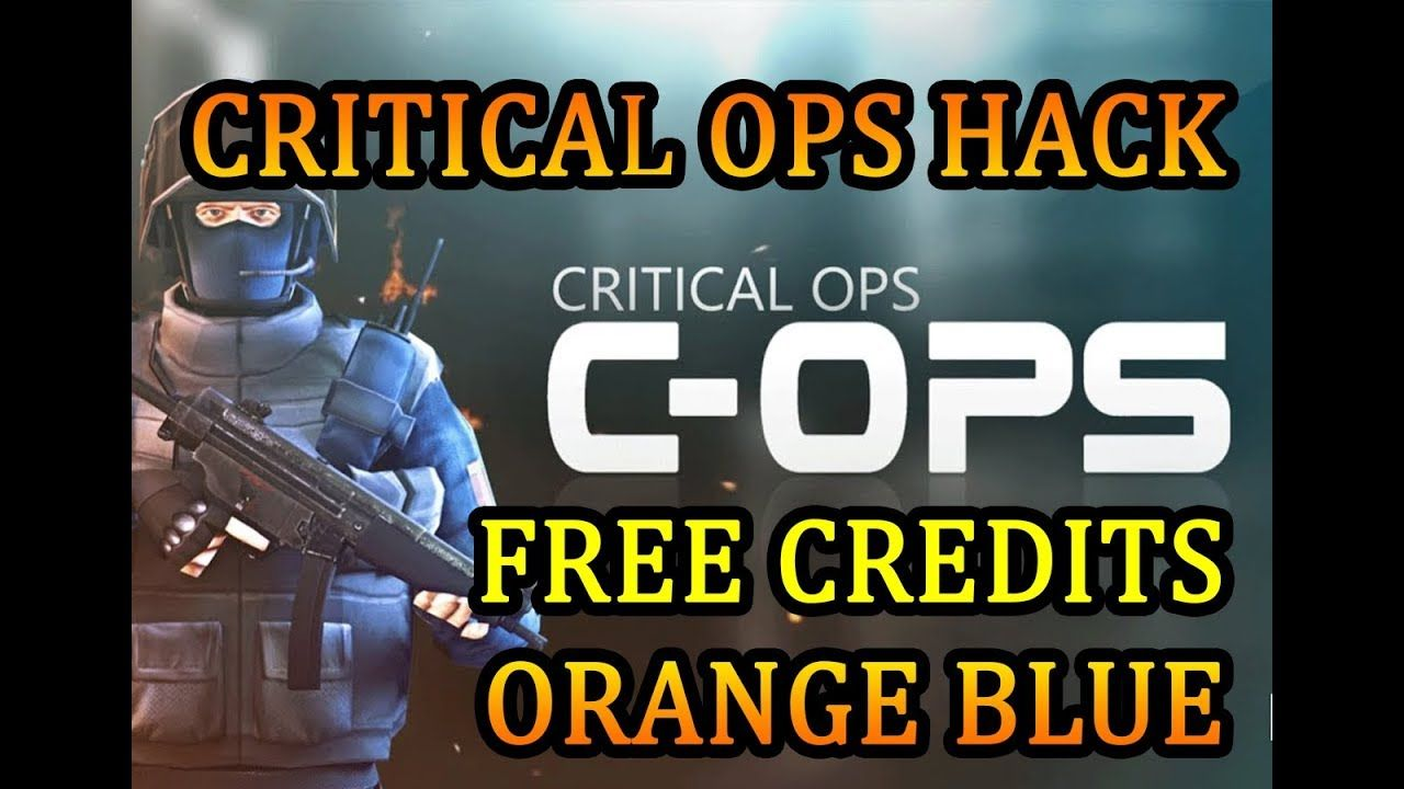 hack critical ops android