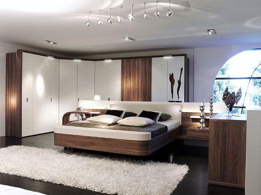 Minimalist Bedroom Interior Inspiration from Huelsta  Lighting