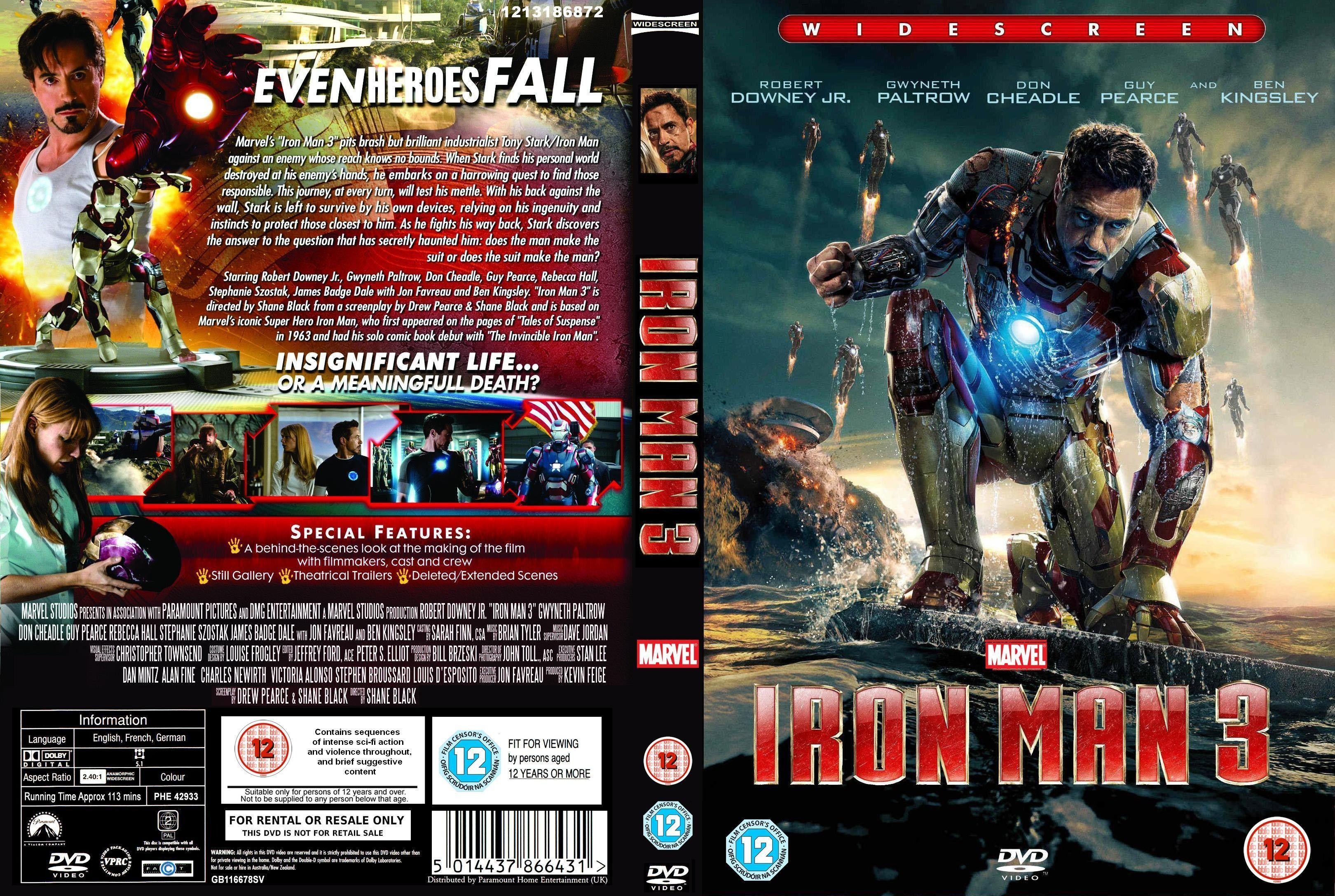 Iron Man 3 Stream Deutsch Movie4k