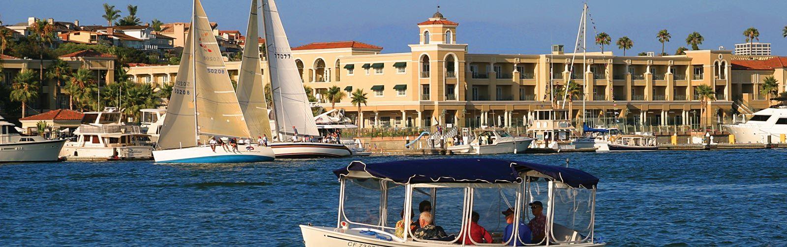 Balboa Bay Resort In Newport Beach