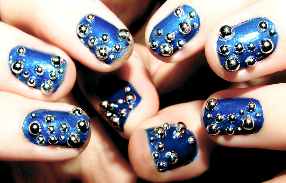From fun and funky nail polishes to serious nail designs - and ...