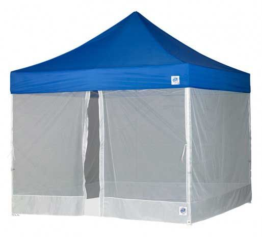 Zika Protection Screened Tent  sc 1 st  Pinterest & Zika Protection Screened Tent | Ez Up Canopy | Pinterest | Screen ...