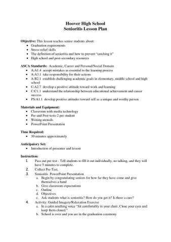 Resume Objective Examples For High School Students Examples of