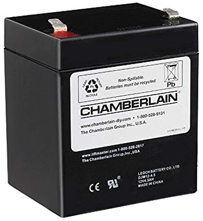 Chamberlain Liftmaster Craftsman 4228 Replacement Battery For Battery Backup Equipped Garage Door O In 2020 Garage Door Replacement Garage Doors Garage Door Opener