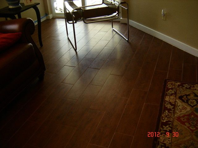 uneven floor tile that looks like wood  flooring forum