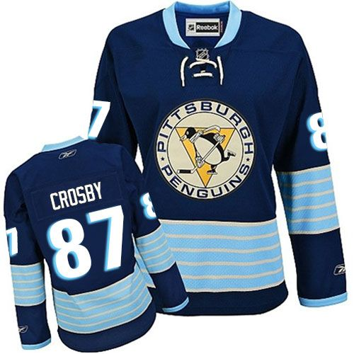 934a3402c Sidney Crosby jersey-80% Off for Reebok Sidney Crosby Authentic Women's Winter  Classic Jersey - NHL Pittsburgh Penguins #87 Navy Blue New Third Vintage  from ...
