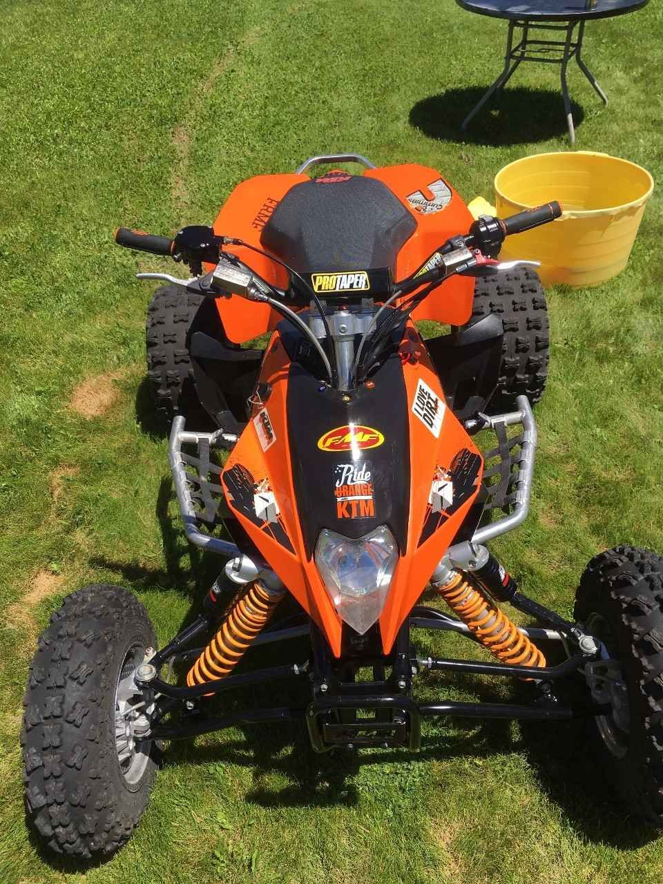 Used 2009 Ktm 505 Sx Atvs For Sale In Utah Ktm 505 Sx 7800 00 Or Best Offer Clean One Owner I Haven T Rode It For Almost 3 Years Other Than Ktm Atv Sport Atv