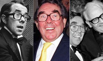 Ronnie Corbett's Life In Pictures