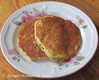 Pioneer Woman At Heart Buttermilk Cornmeal Pancakes Cornmeal Pancakes Breakfast Recipes Sweet Pancake Recipe Buttermilk