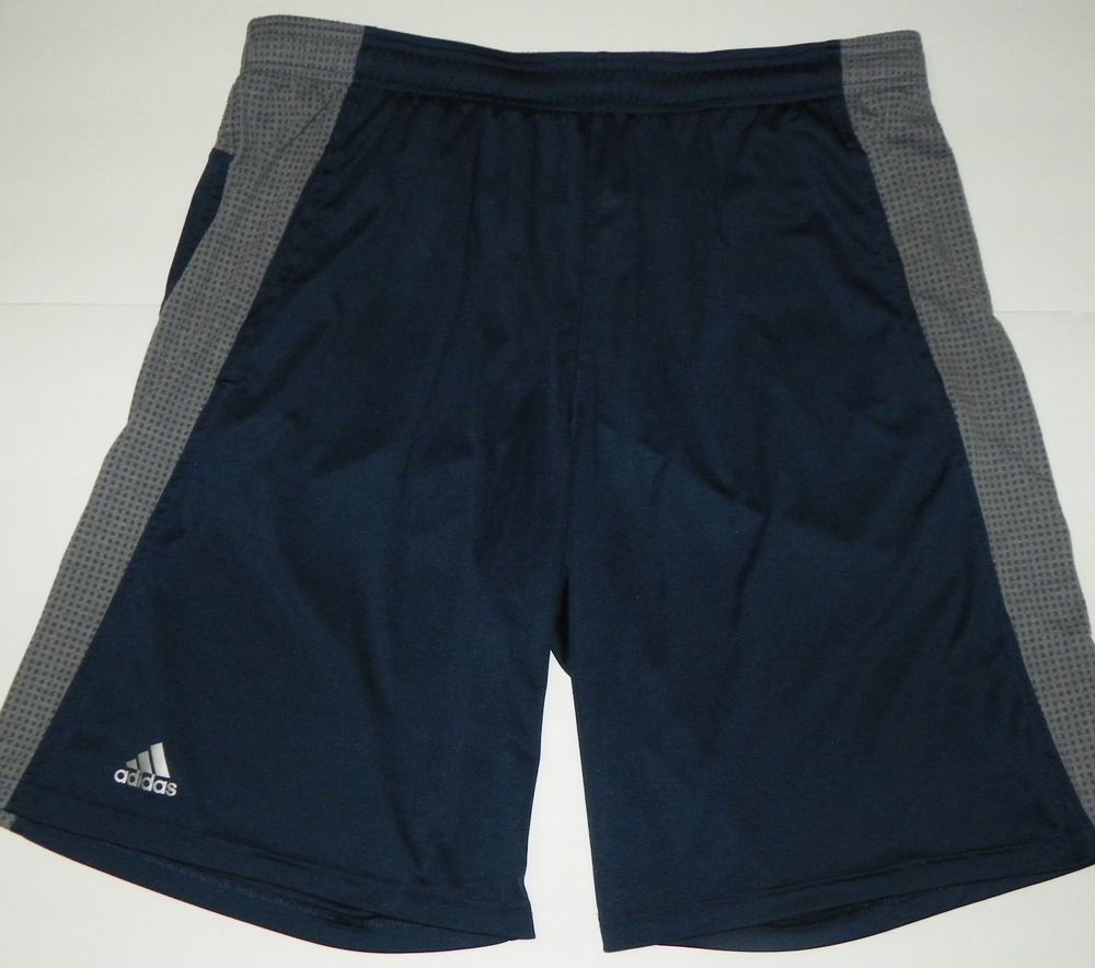Adidas Climalite Mens XXL (38 40) Shorts Workout Athletic