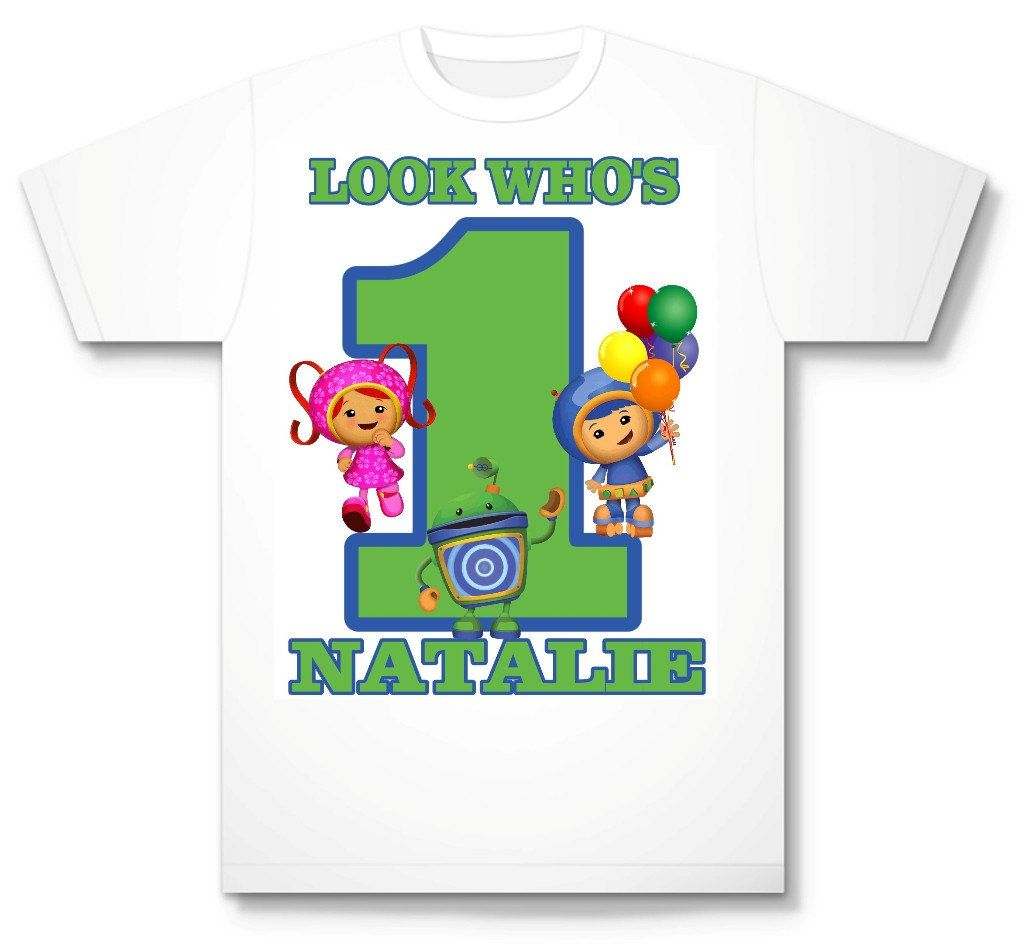Personalized+Team+Umizoomi+Birthday+T+Shirt+Any+by+Kustomkidsgifts ...