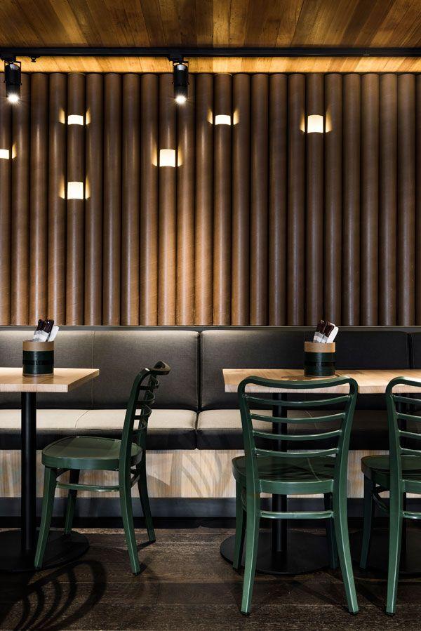 Fast Food Slow Design Restaurant Interior Design Interior
