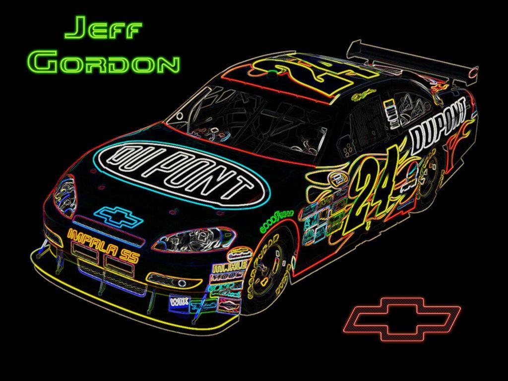 jeff gordon 3d wallpaper   Jeff gordon, Gordon, Nascar 24