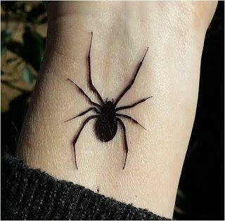Best spider tattoo collection