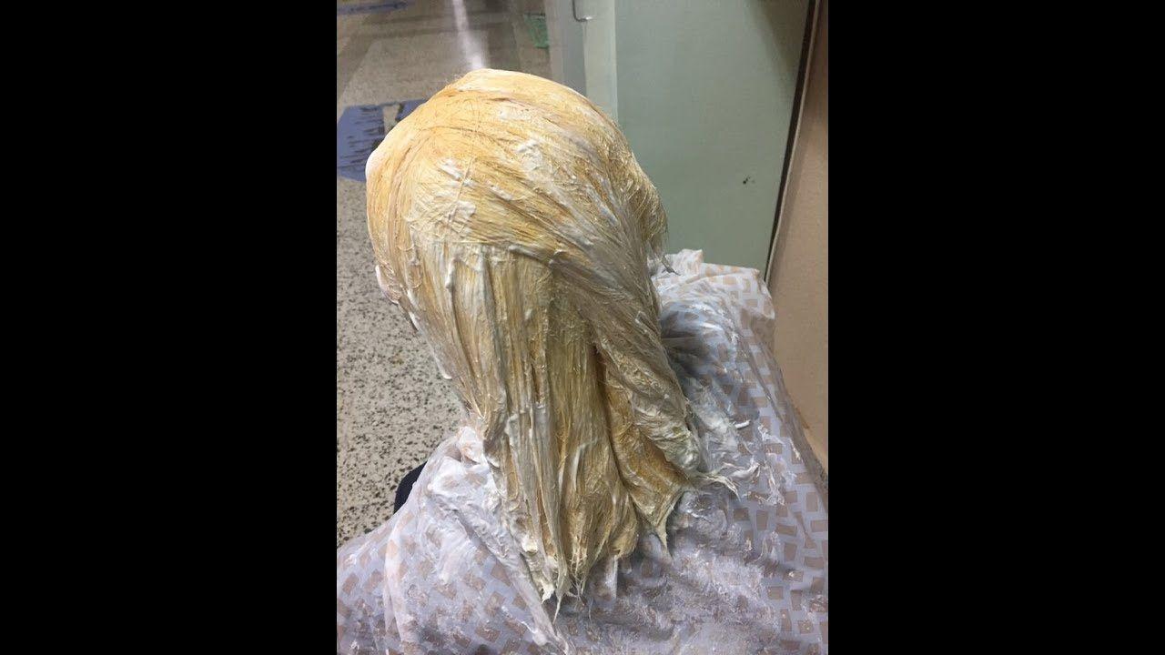 طريقة سحب لون الشعر في المنزل Decapage Cheveux Hair Styles Hair Dreadlocks