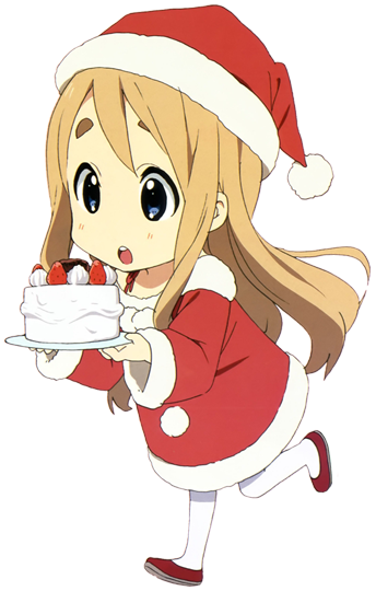 Coldiamond // transparent Christmas Mugi!   via Tumblr