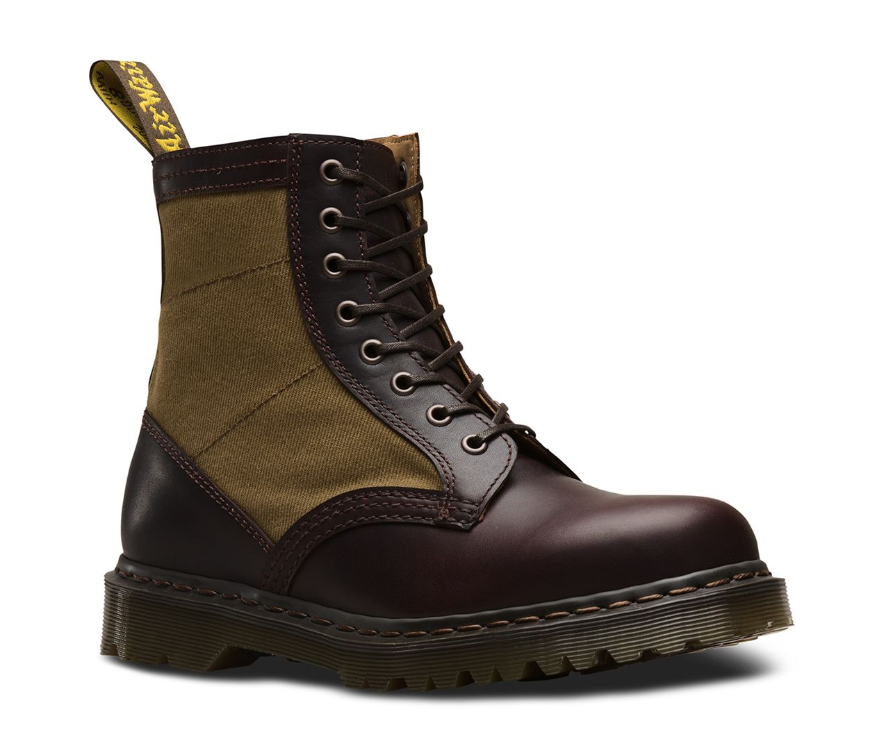 51e9a5151212 Dr martens 1460 pascal antique twill in 2019