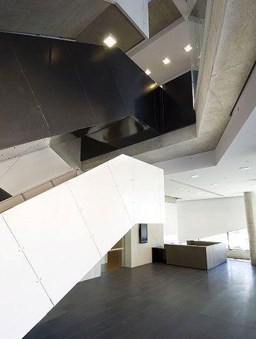 John Wardle Architect Uni SA Hawke Building HLYOS Pinterest