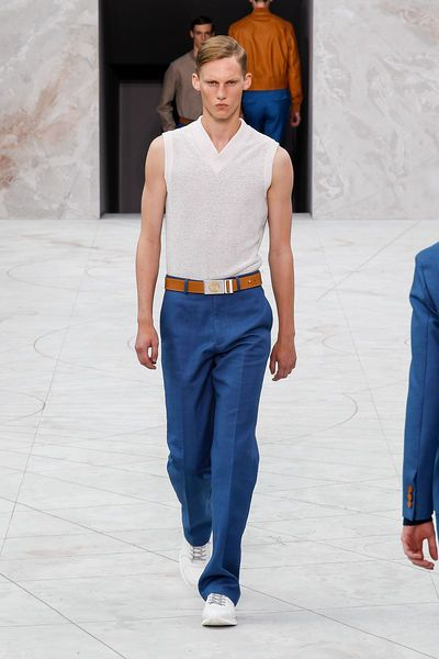 Vuitton Spring-summer 2015 - Menswear