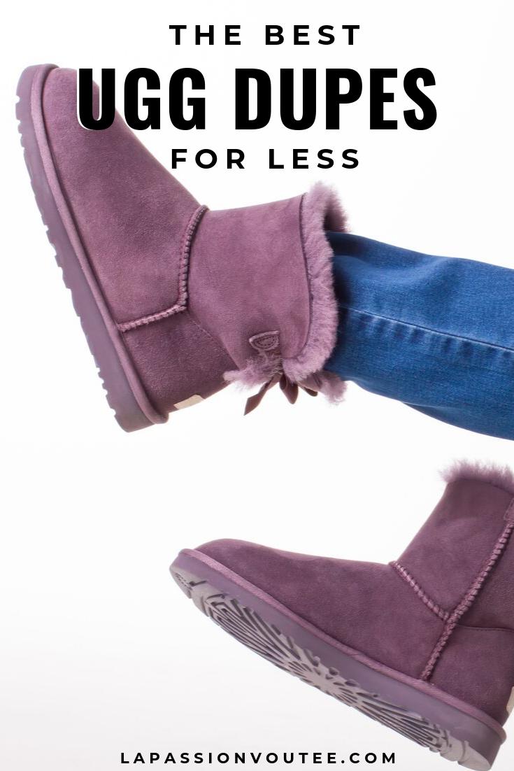 17 Best Ugg Look Alikes: Splurge vs