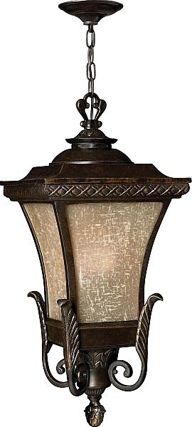 Hinkley Brynmar 12 Outdoor Cfl Hanging Light In Regency Bronze