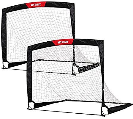 Amazon.com : NET PLAYZ 4ftx3ft Easy Fold-Up Portable