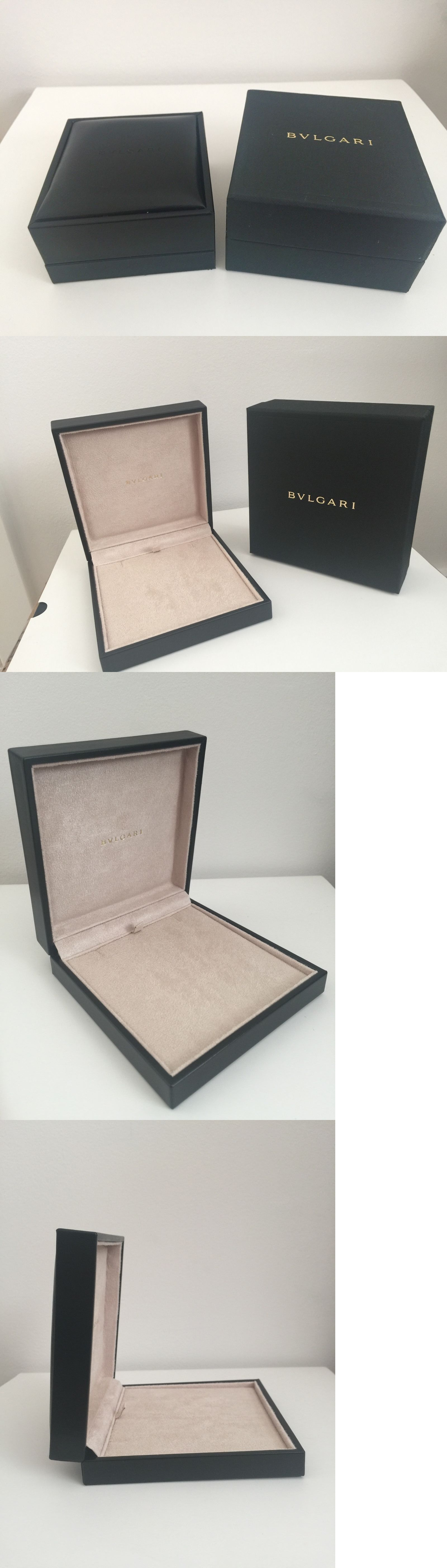 Jewelry Boxes 3820 Bvlgari Necklace Box BUY IT NOW ONLY 90 on