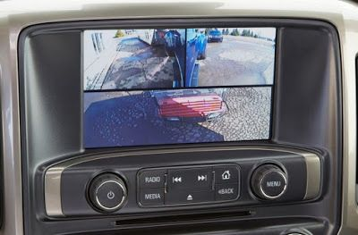 New Chevrolet Trailering Camera System For Silverados Gmc Chevrolet Towing