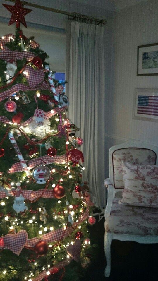Gingham addicts tree!