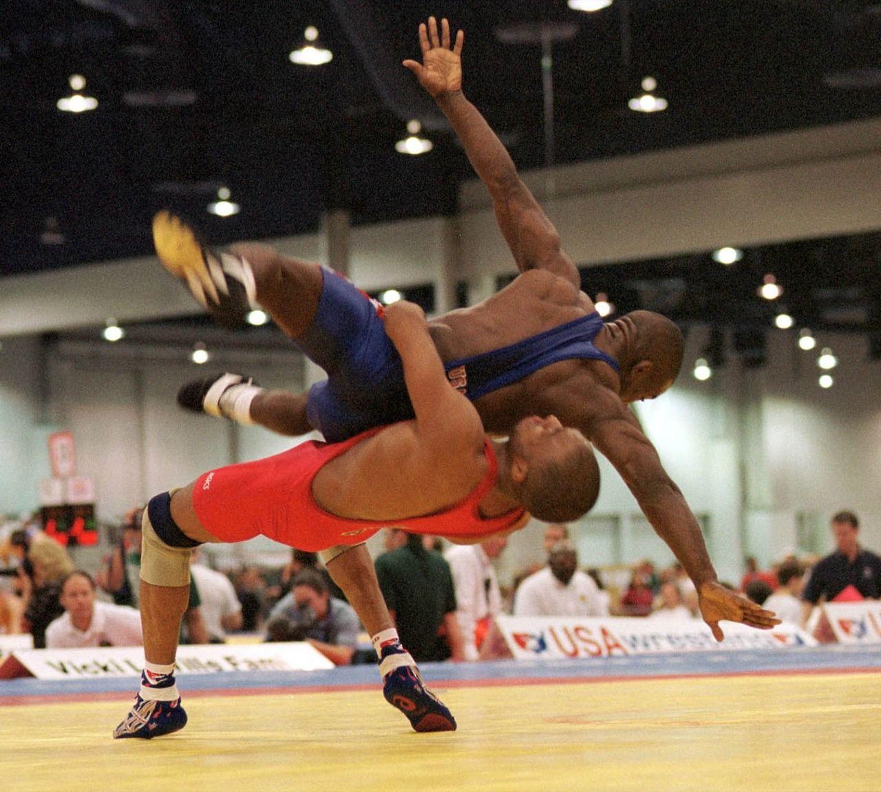 Wrestling is Best Olympic wrestling, Wrestling news