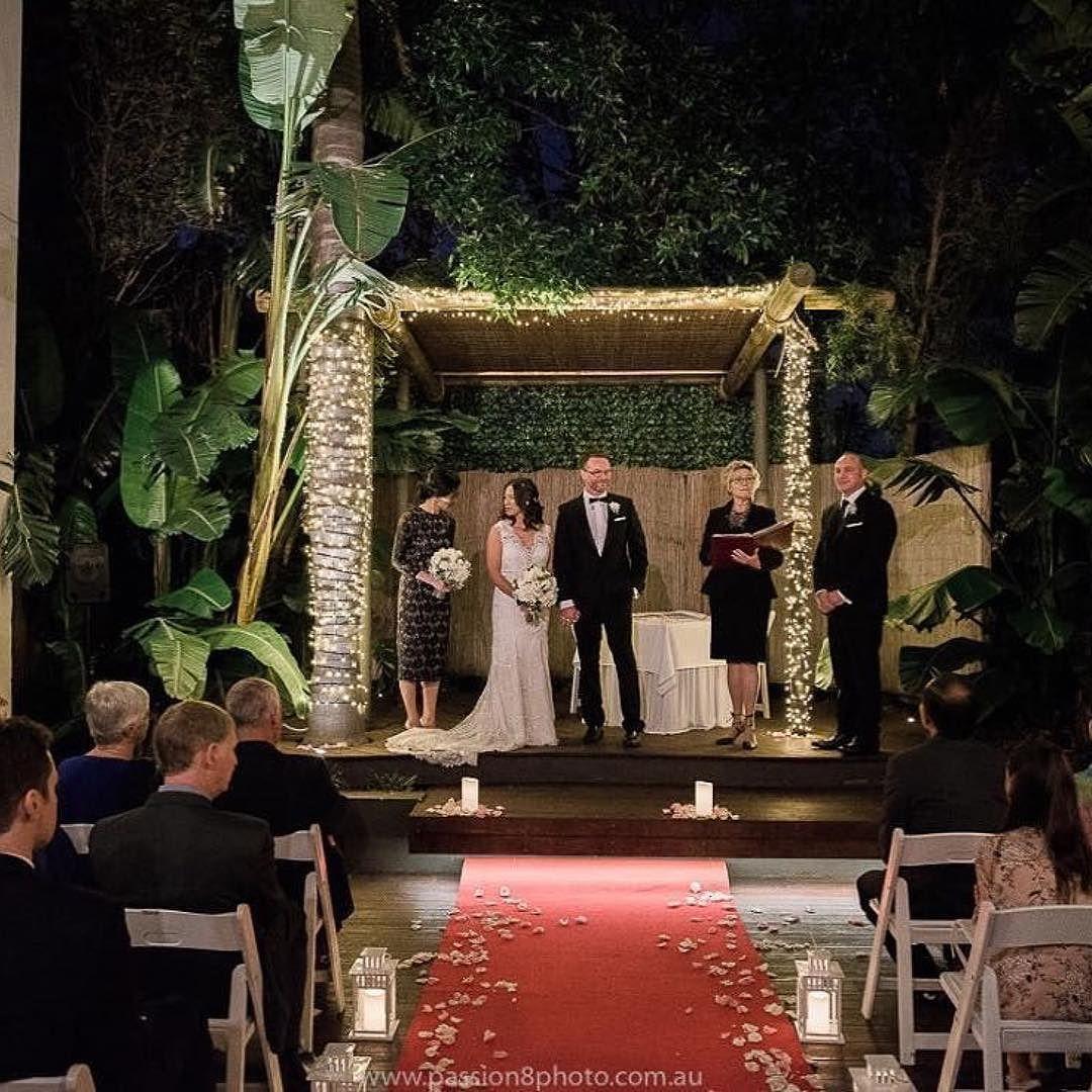 Celebrity Wedding Locations: Wedding Venue Melbourne Over Looking Brighton Beach With