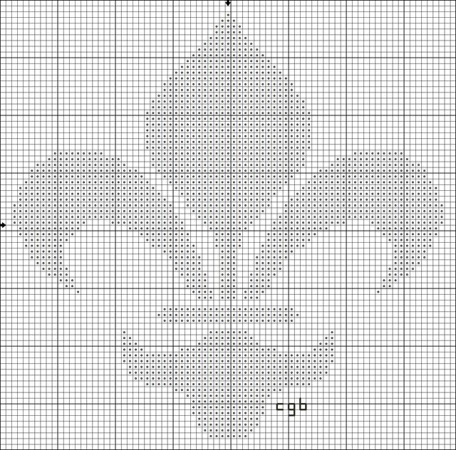 Free and Easy Cross Stitch Patterns from Around the Internet | Punto ...