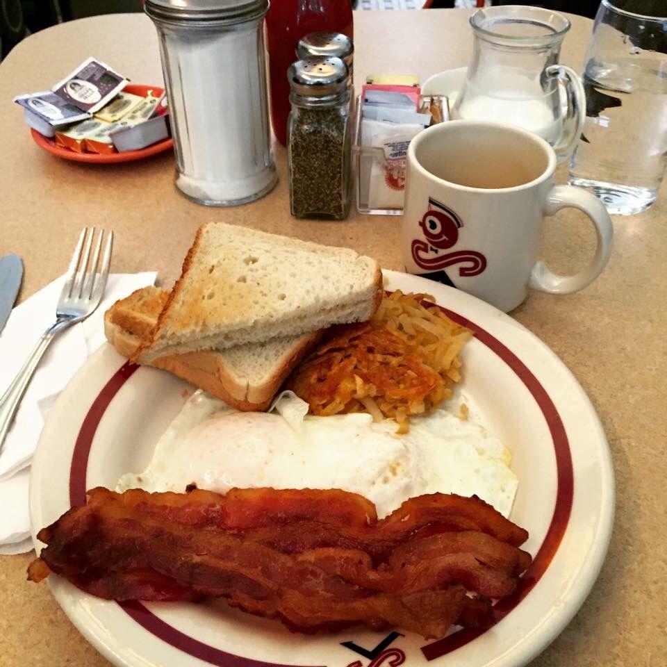Breakfast At Schnackenberg S In Hoboken Nj