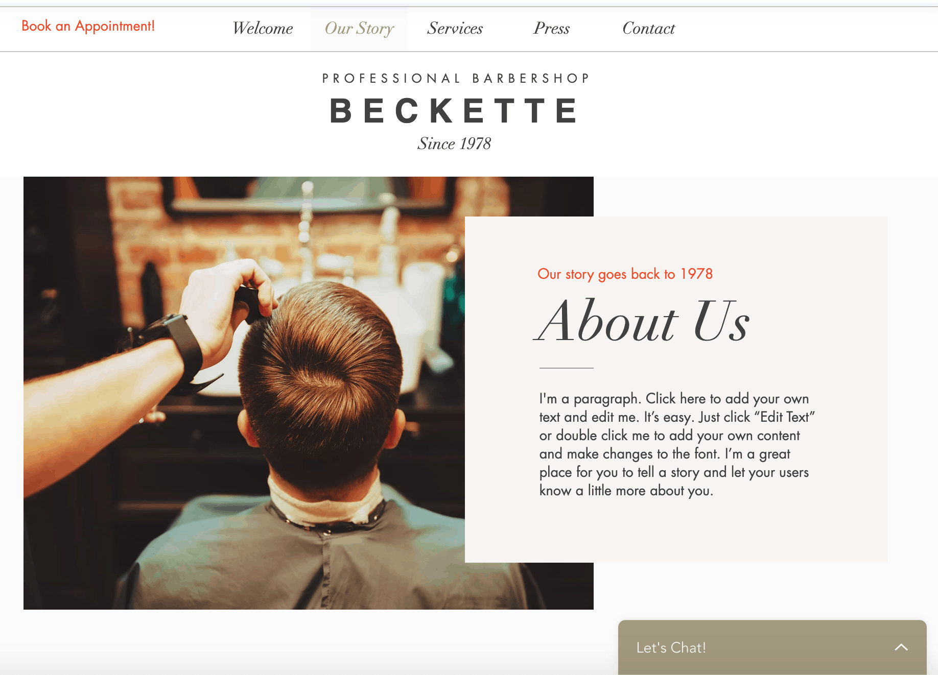 The Best Salon Website Builders & Design Templates