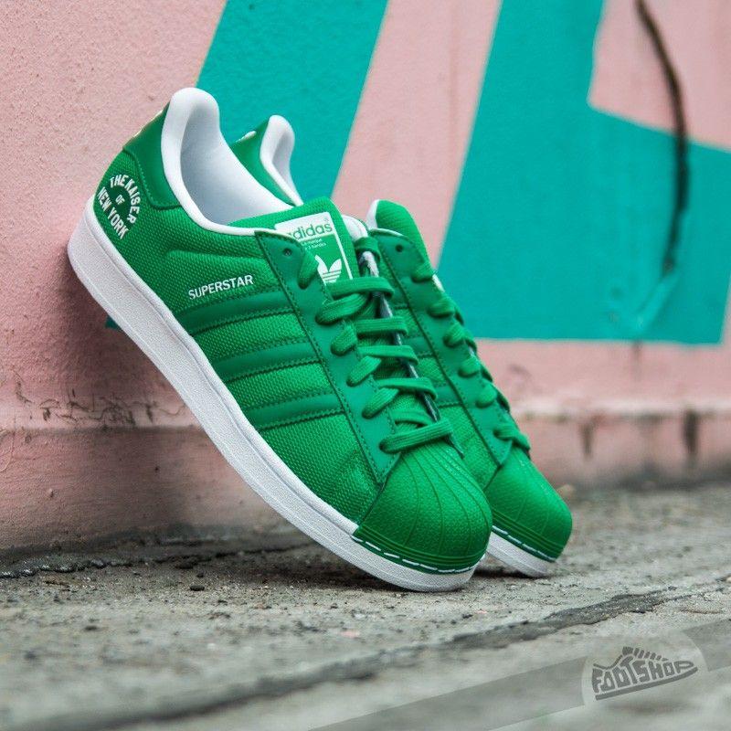 adidas beckenbauer trainers green