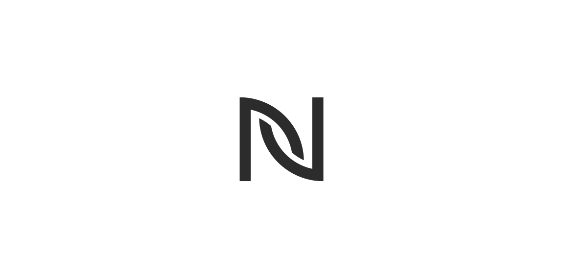 N Logo Logomoose Logo Inspiration N Logo Design Logo Design Letter Logo Design
