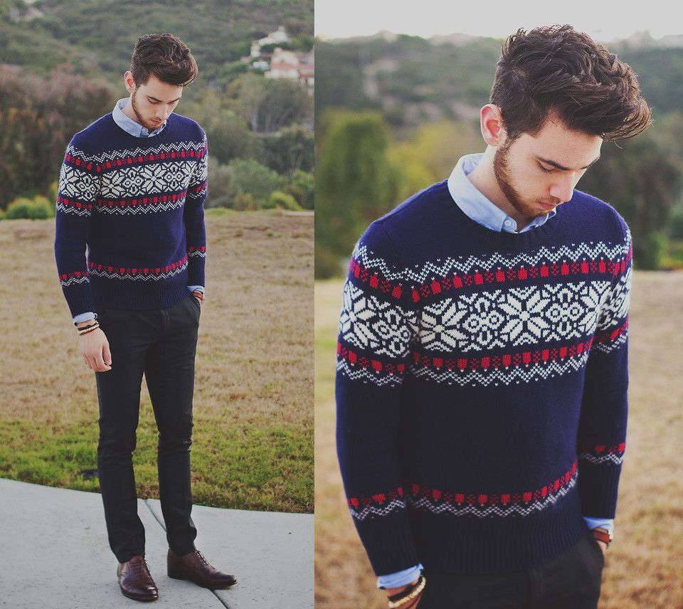 Gant Rugger Sweater, Paul Smith Pants, Bostonian | Roupas | Pinterest