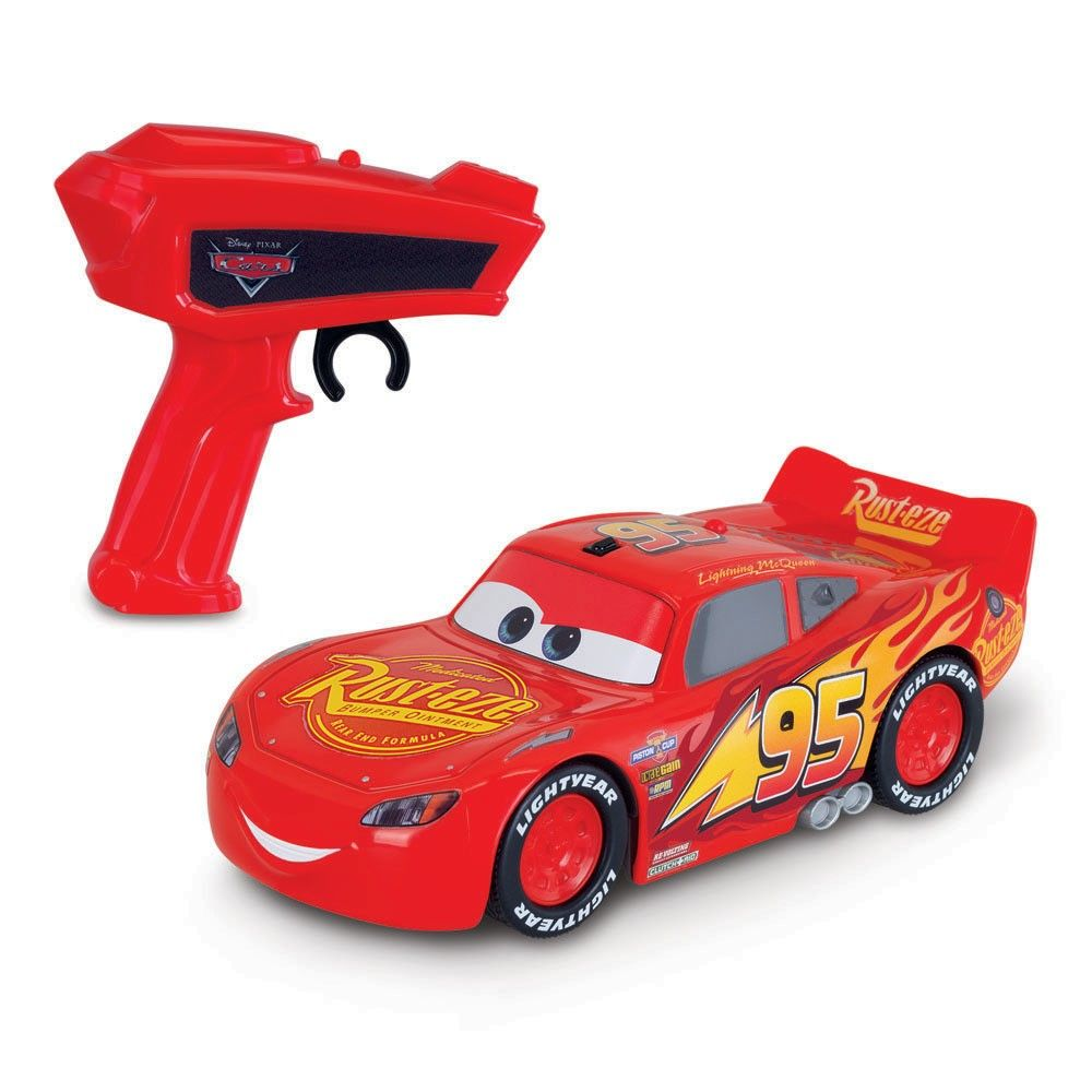 Cars Lightning Mcqueen Talking Racer Infrared Remote Control Radio Controlled Boats Lightning Mcqueen Radio Control