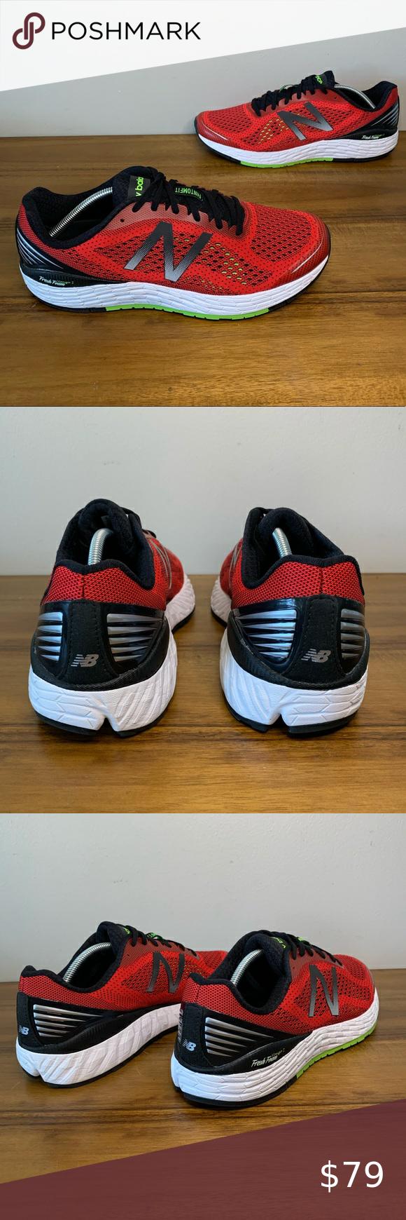 New Balance Fresh Foam Vongo V2 Mens Running Shoes Running Shoes For Men Mens Walking Shoes New Balance Fresh Foam