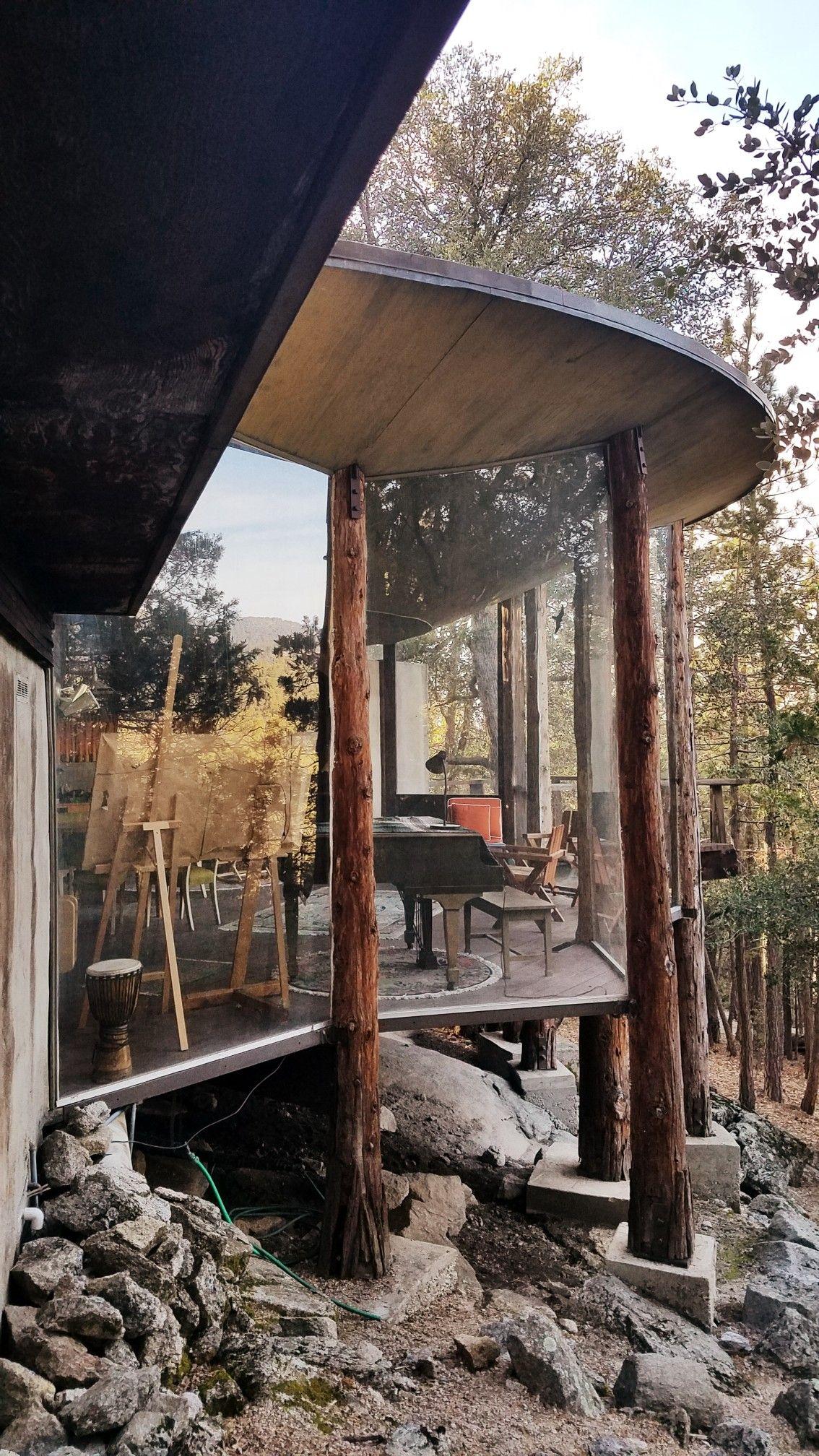 Pearlman Cabin, 1957 Idyllwild, CA