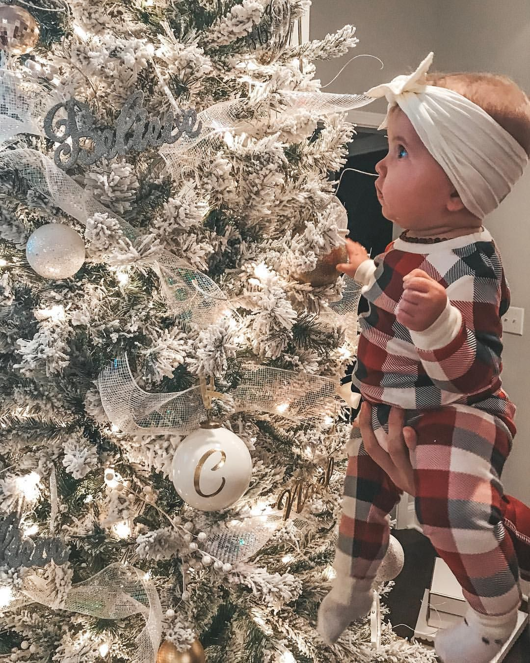 Baby Fashion 7 Months Old Baby Girl Fashion Baby Girl Outfits Baby Girl Christm Baby Girl Christmas Pictures Baby Girl Christmas Outfit Baby Girl Christmas