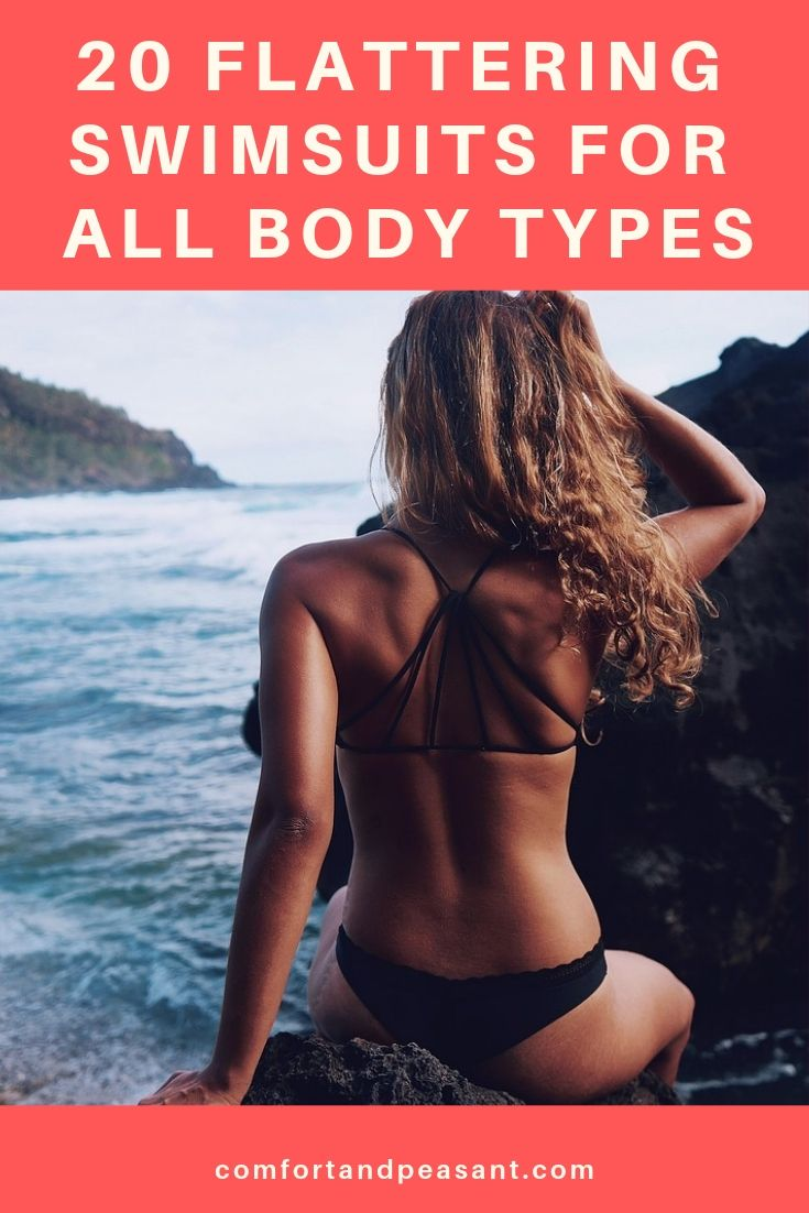 FLATTERING SWIMSUITS FOR EVERY BODY TYPE ~ Comfort & Peasant – Swimsuit