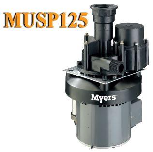 Musp125 Myers Musp125 Utility Sink Pump Utility Sink Sink